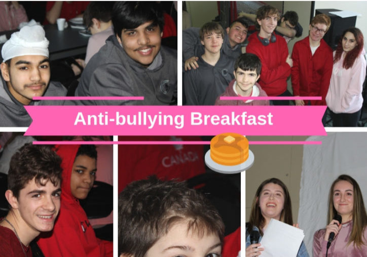 Anti Bullying Bfast